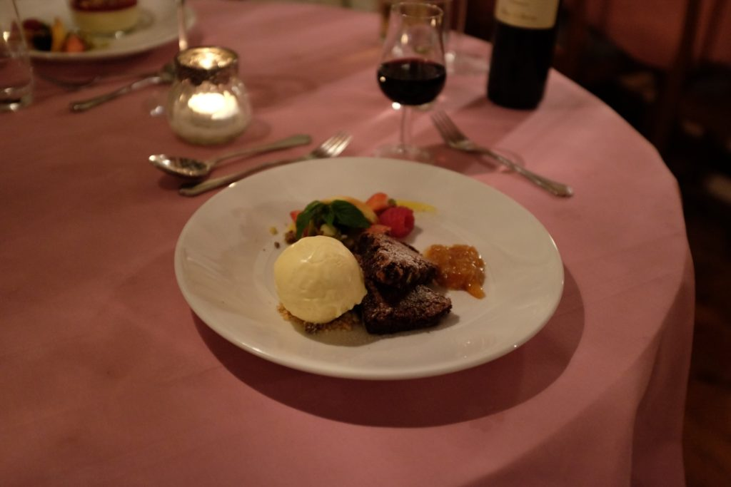 Fine Dining in Bergen, Norway