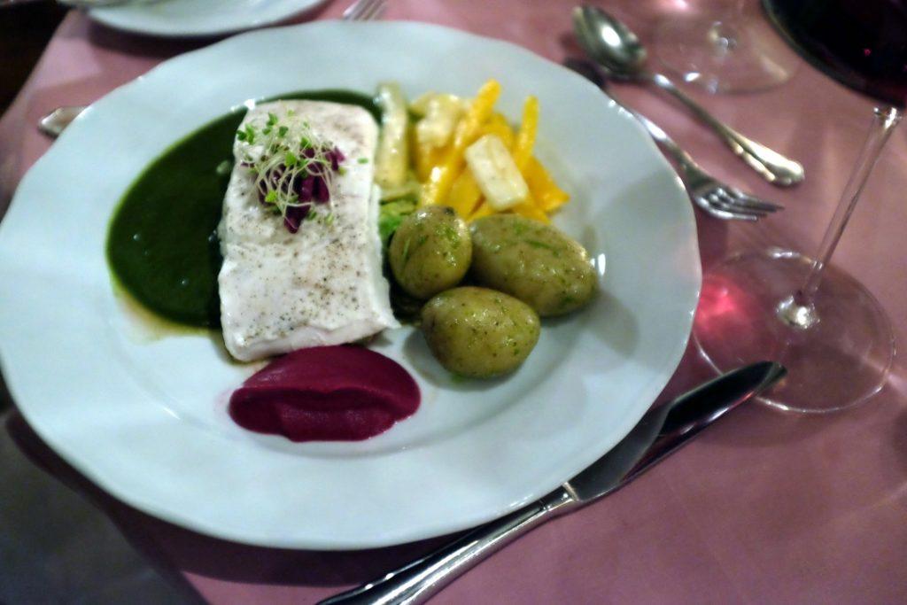 Fine Dining in Bergen, Norway