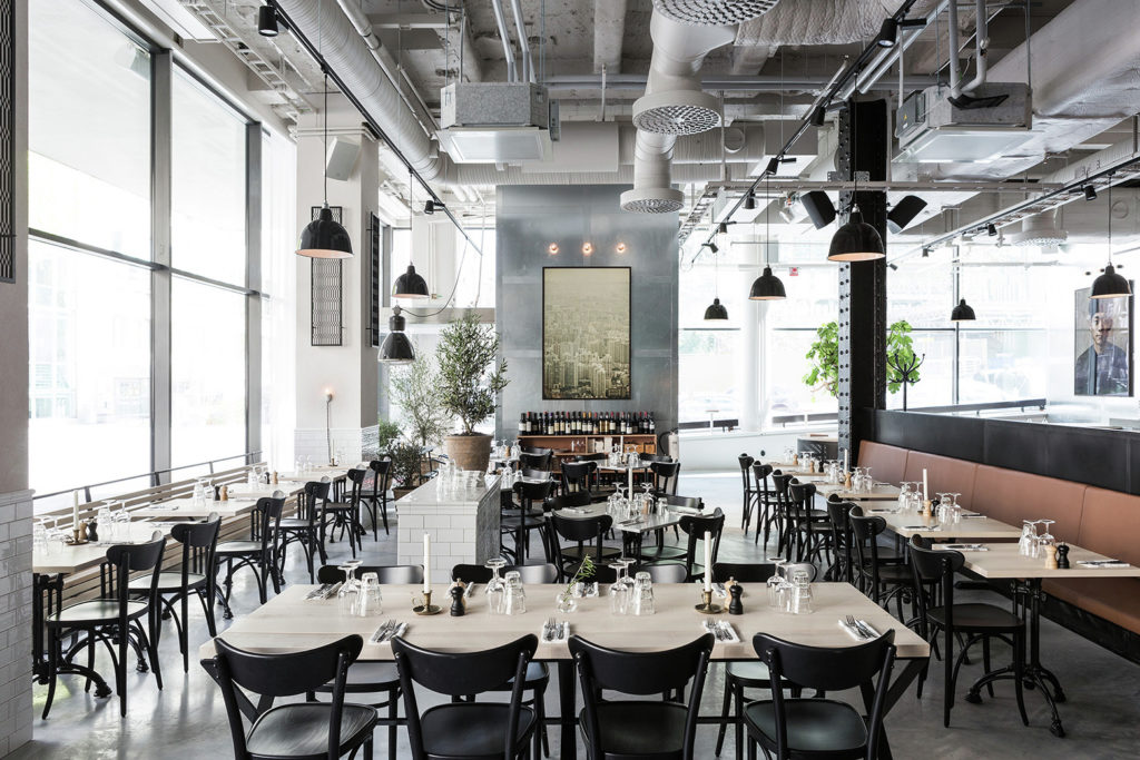 2000 Square Meter Restaurant in Stockholm