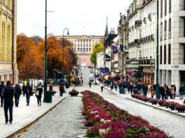 Oslo's Answer to Champs Elysées