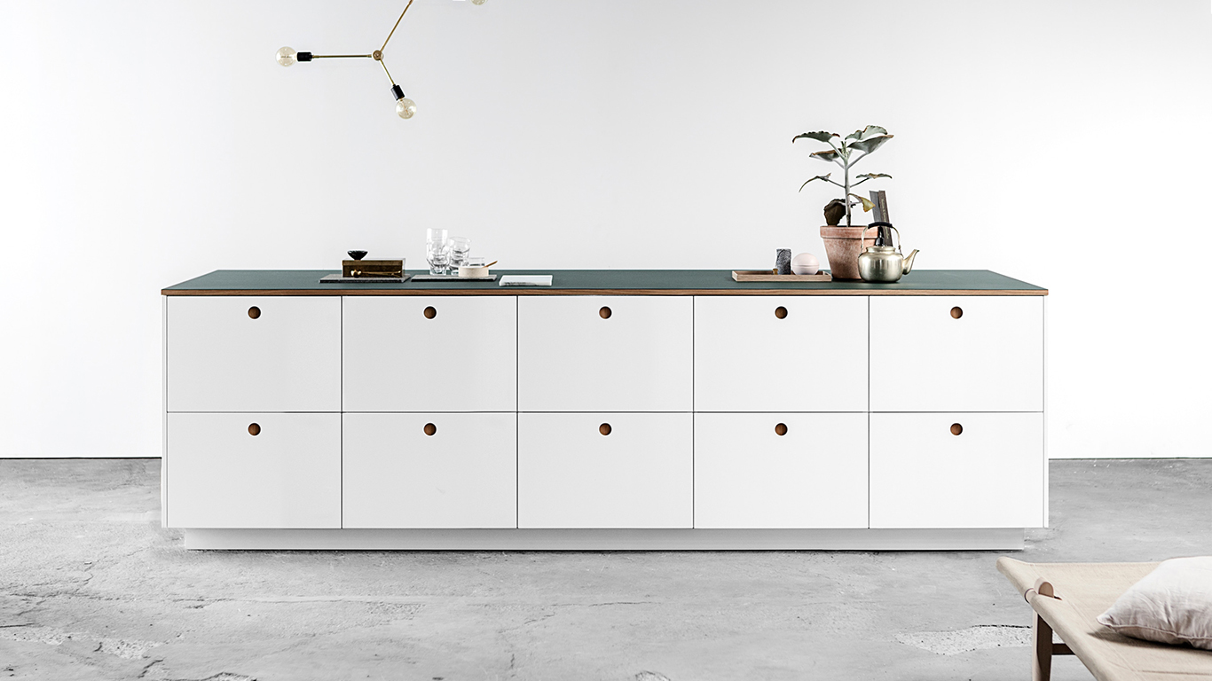 Danish Designers Bring a Breath of Fresh Air to Kitchen Solutions ...