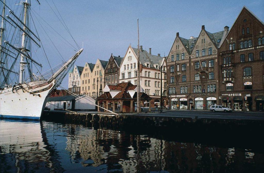 In the Medieval Footsteps of Norway