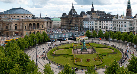 The Medieval City of Copenhagen