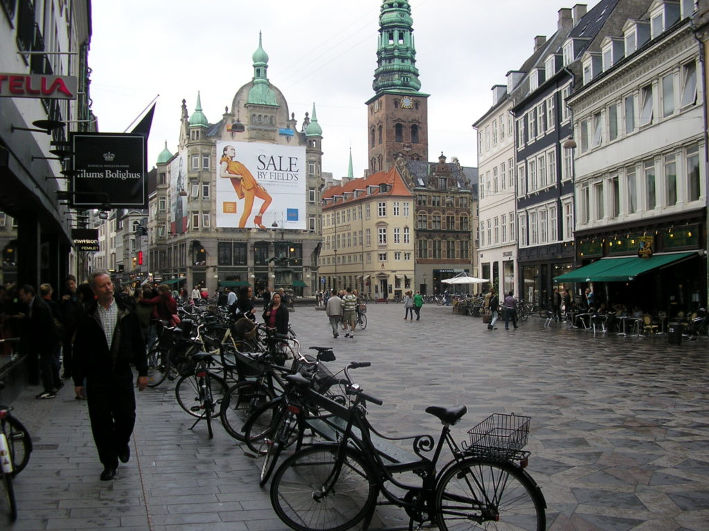 The Medieval City of Copenhagen