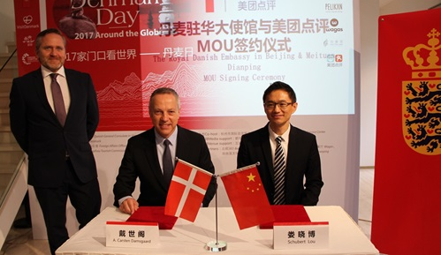 A Year of Chinese Danish Tourism