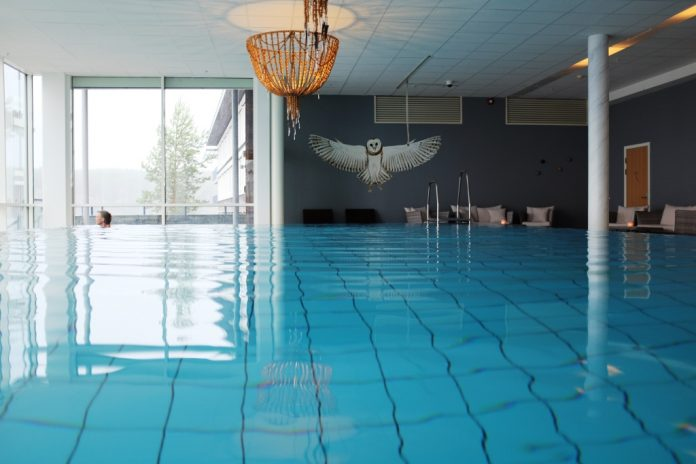 Sound of Silence in Luxury Spa Hotel Outside Oslo, Norway
