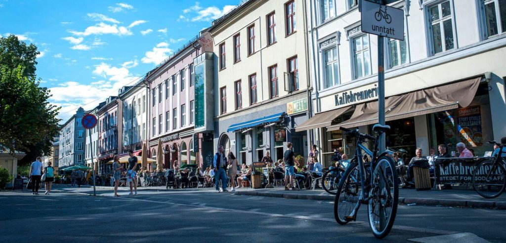 The Coolest Region in Norway's Capital