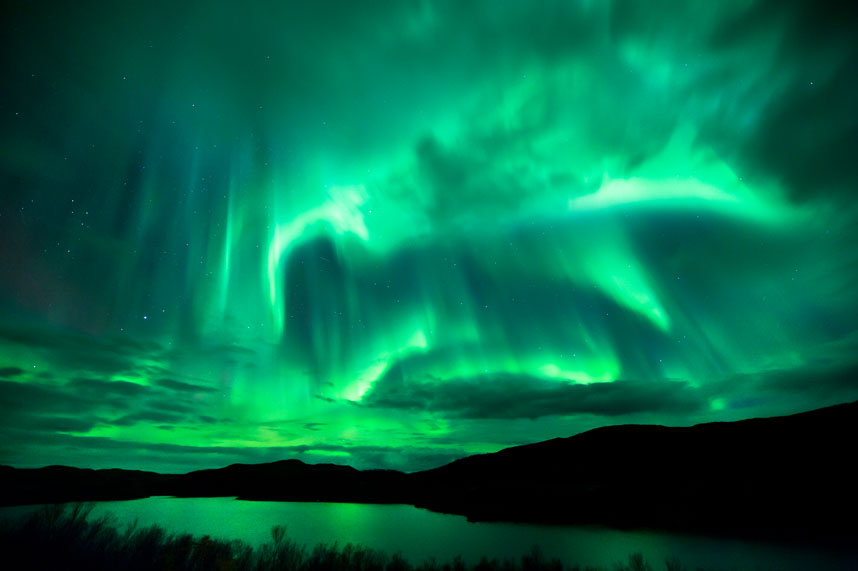 Finnmark, Norway – The Best Place to Experience the Northern Lights