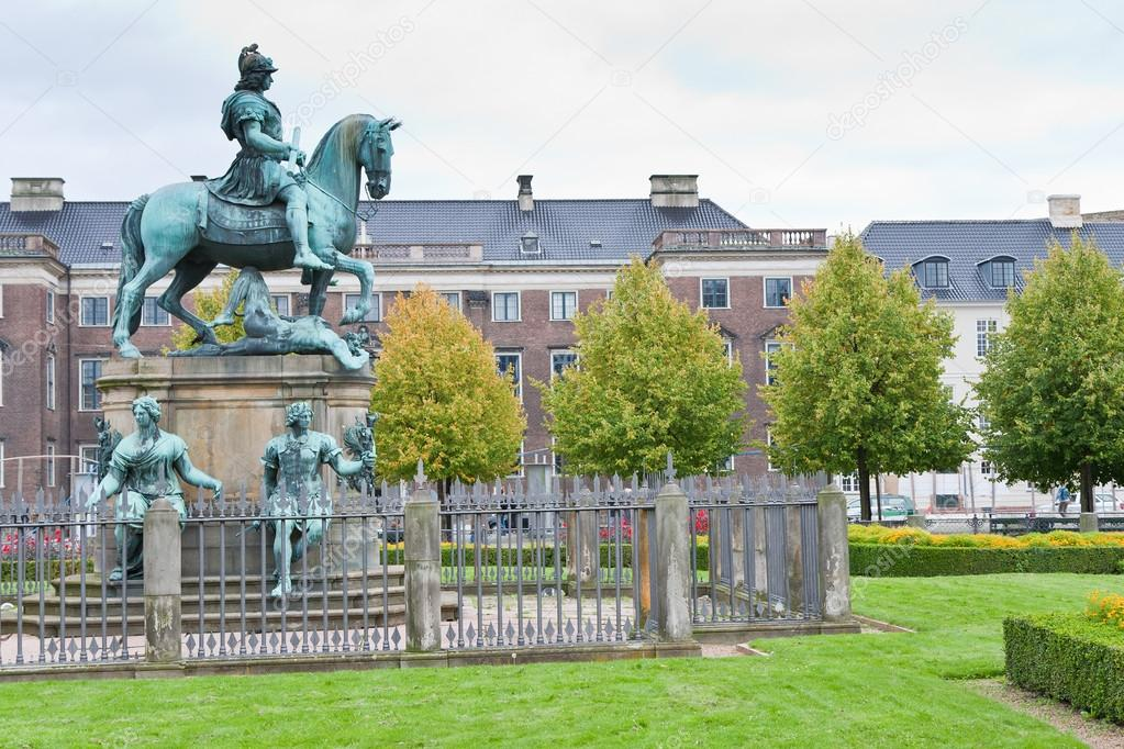 King's New Square in Copenhagen