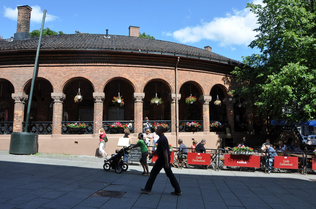 A Stroll Through the Heart of Oslo