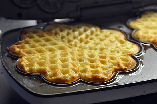 Waffle Day in Sweden