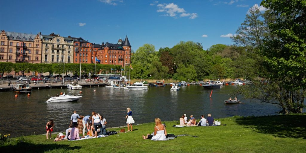 The World's First City National Park – in Stockholm