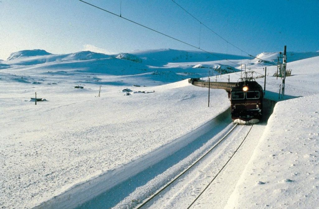 Norwegian Railway Heralded as a Wonder of the World