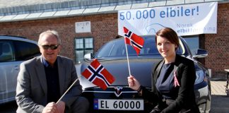 Norway – Undisputed World Leader for Electric Cars