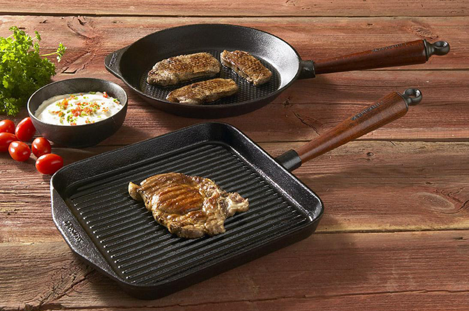 Swedish Iron Pans for Perfect Cooking