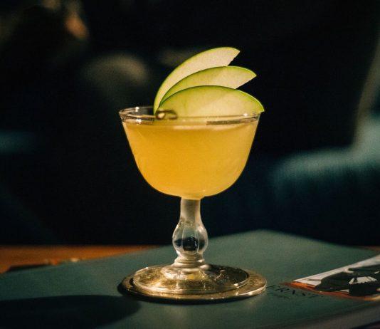 New Nordic Cocktail Bar in Copenhagen