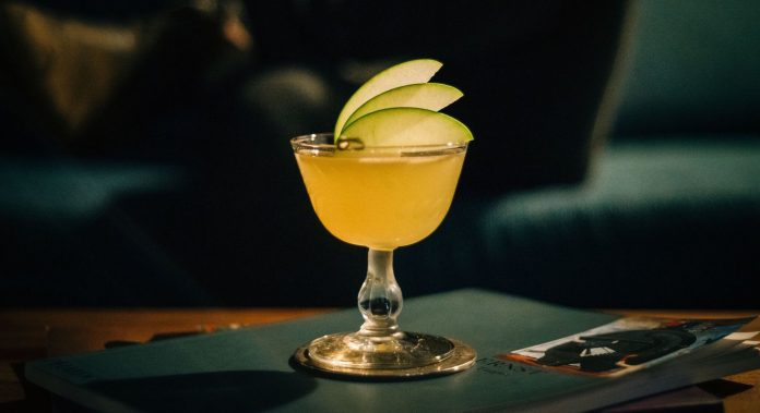 New Nordic Cocktail Bar in Copenhagen