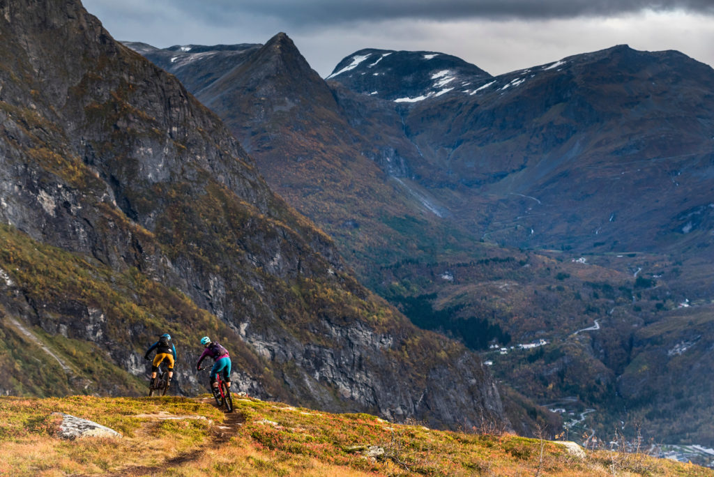 Sweet and Safe World-Class Biking on the Norwegian Western Coast