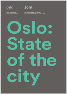 The World Is Looking To Oslo