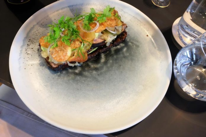 Traditional Danish Smørrebrød Reinvented in Copenhagen