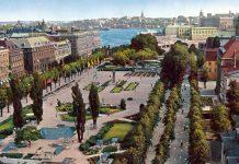King's Garden in Stockholm