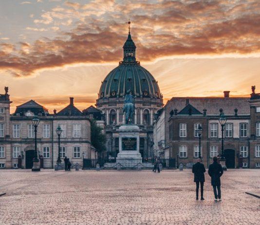 Frederiksstaden in Copenhagen