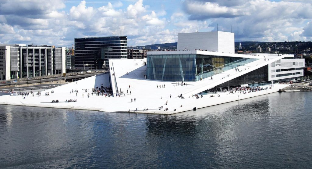 An Architectural Travel Guide to Oslo