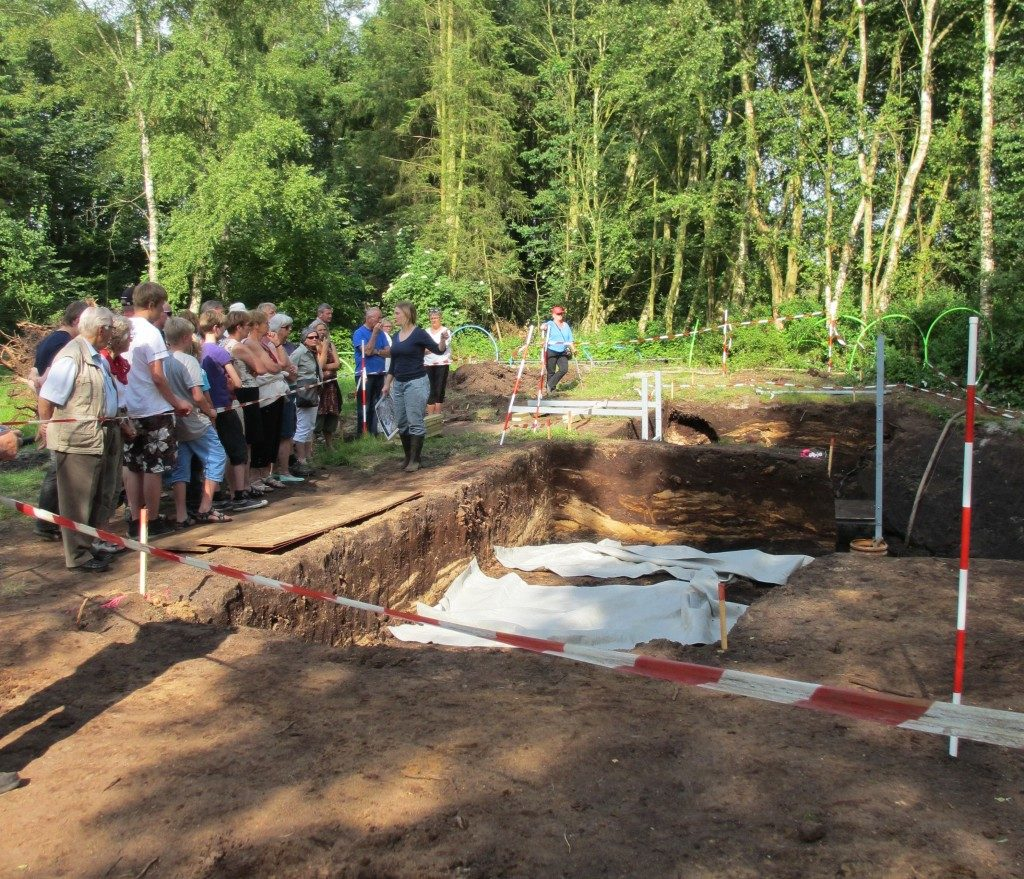 Sensational Archeological Excavation in Denmark
