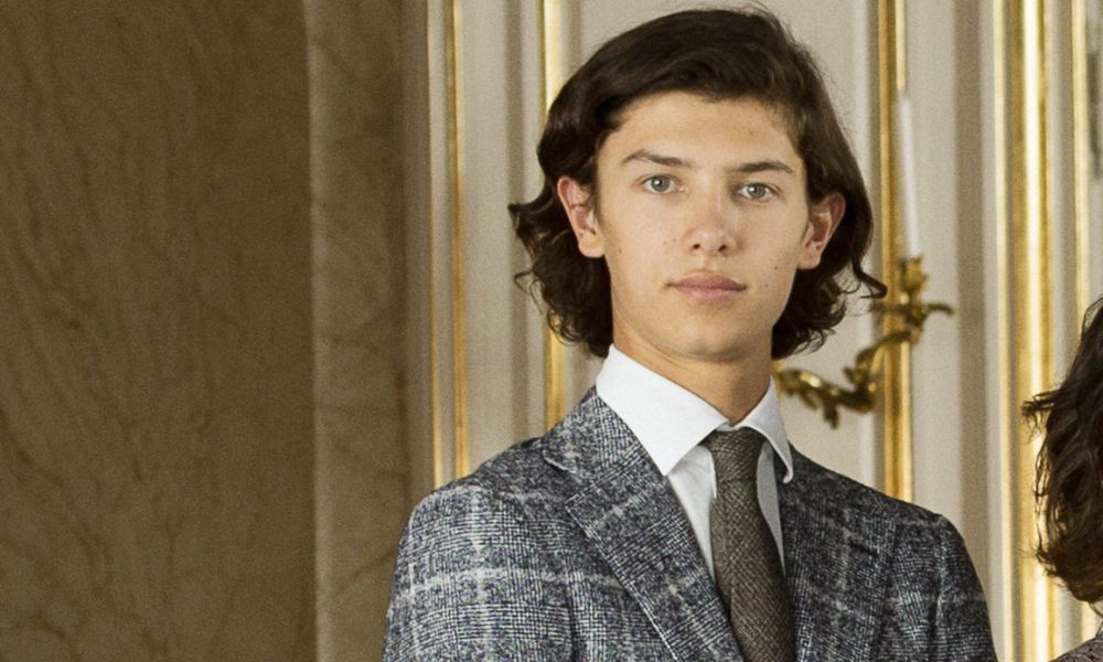 Danish Royalty Opened the Dior 2019 Menswear Show