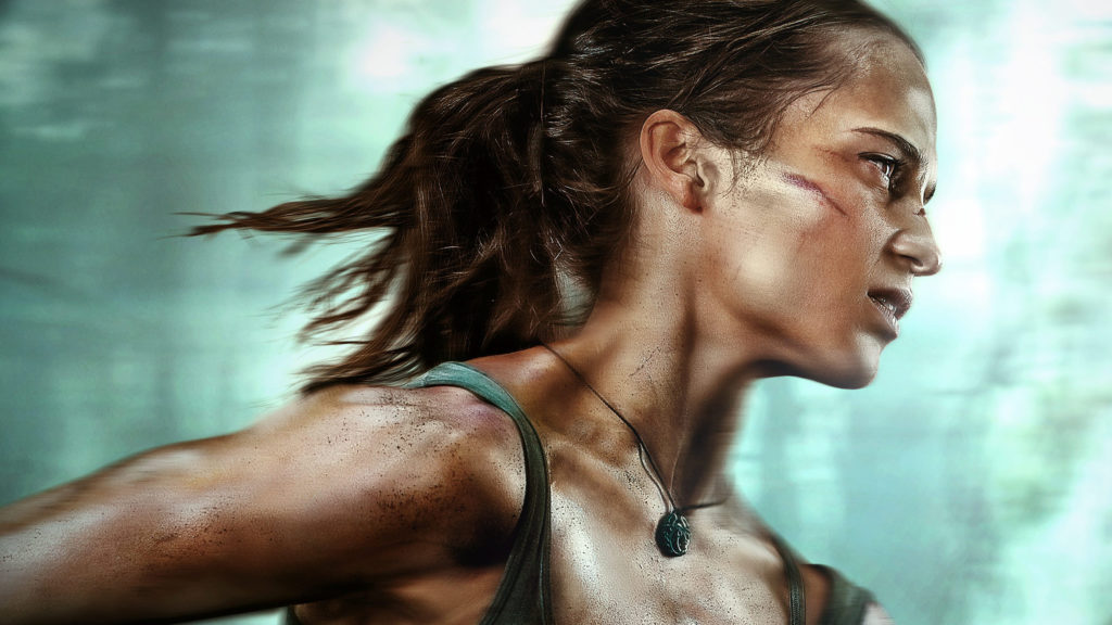 Swedish Tomb Raider Star Alicia Vikander aka Mrs. Google