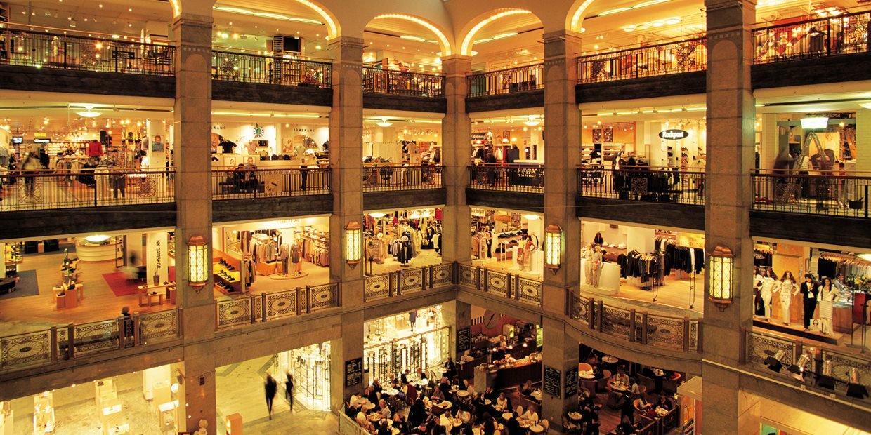 shopping center stockholm