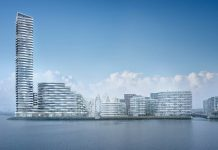Tallest Residential Building in Denmark