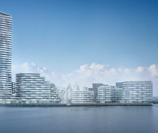 Tallest Residential Building in Denmark