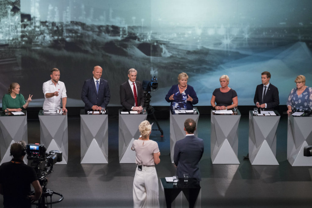 Norwegian Politics for Dummies