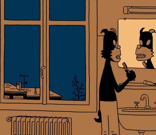 The Great Norwegian Comic Book Artist