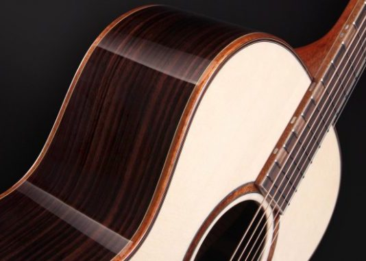 European Leading Guitar Maker Looking to Norway