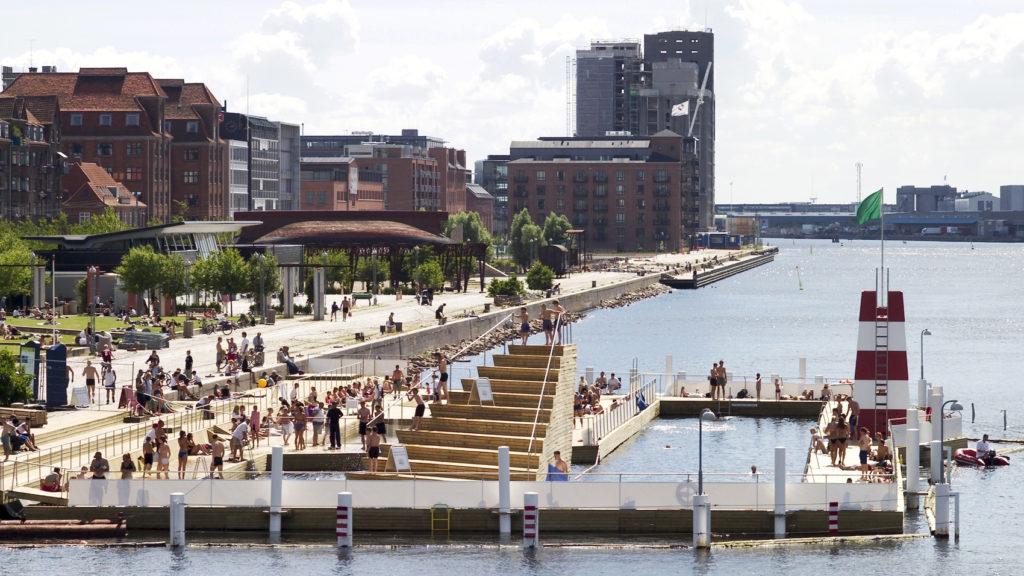 On Copenhagen's Amager Island