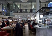 The Culinary Airport of Copenhagen