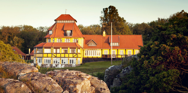 Luxury By the Sea in Denmark