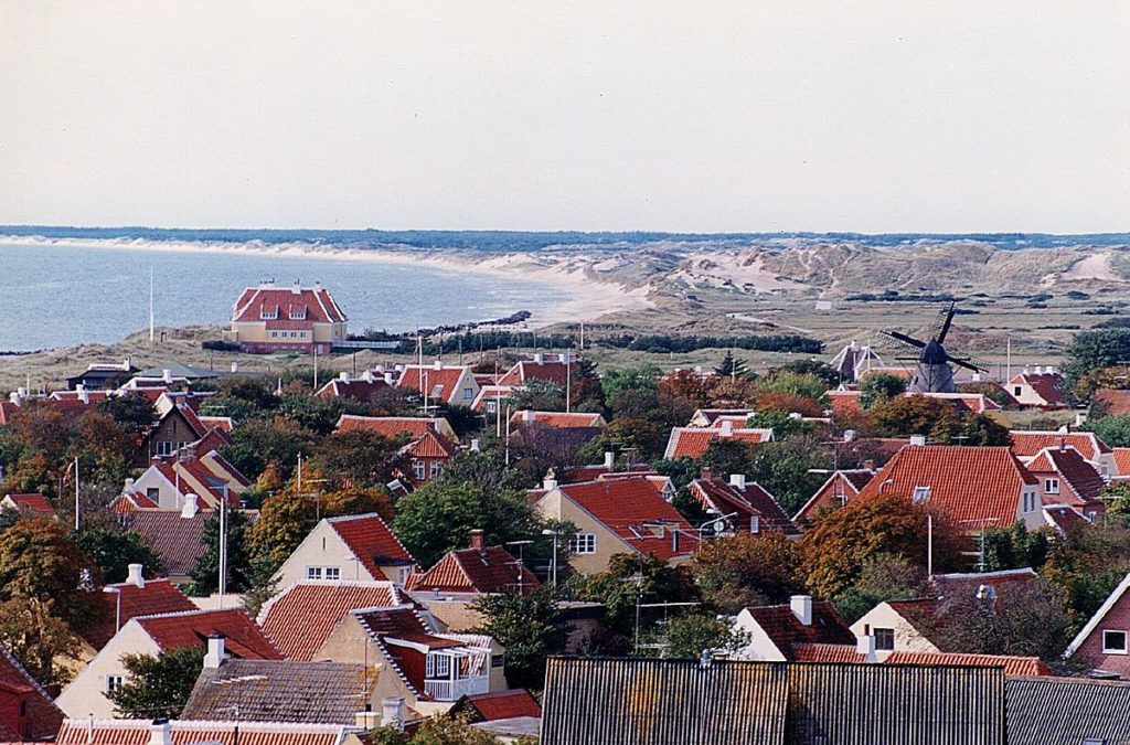 Coastal Hygge in Denmark