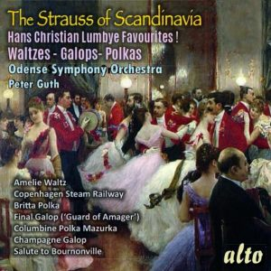 The Strauss of Scandinavia