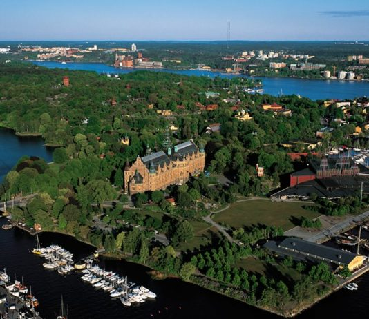 Royal Parks and Gardens in Stockholm