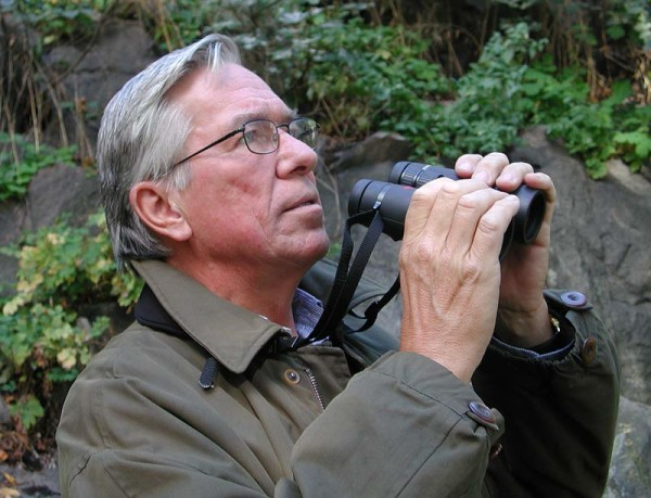 Swedish Ornithologist has Co-written Influential Handbook of Western Palearctic Birds