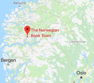 The Magical Book Town in Norway