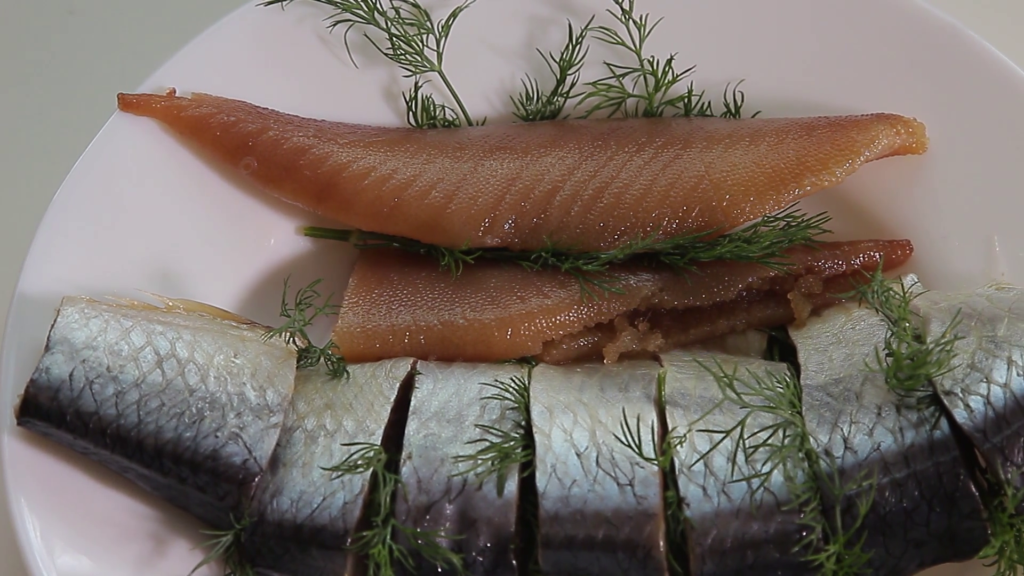 Scandinavian Salted Fish