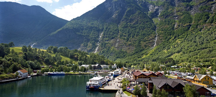 A Green Revolution in the Norwegian Fjords