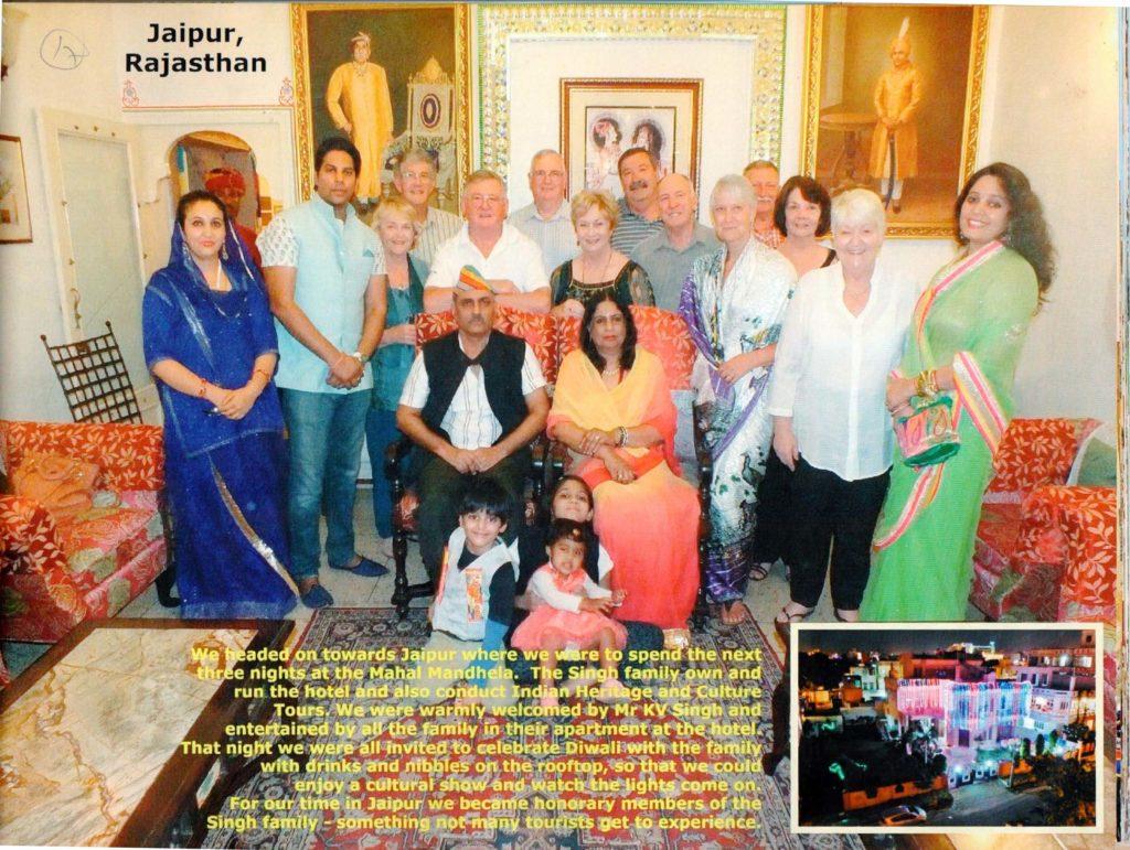 The Indian Goodwill Ambassador to Scandinavia