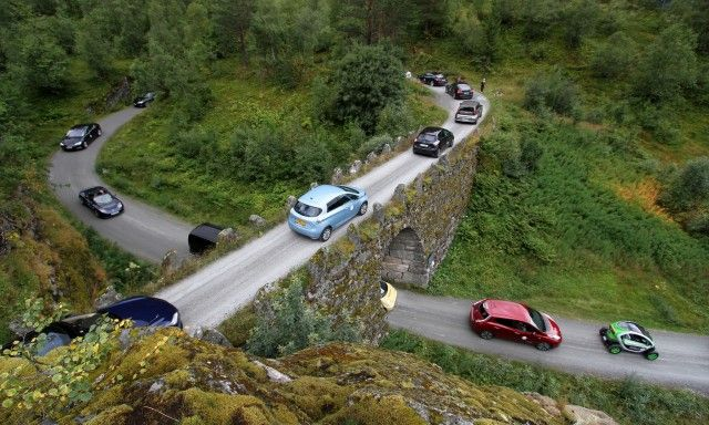 Record Sales of Electric Vehicles in Norway