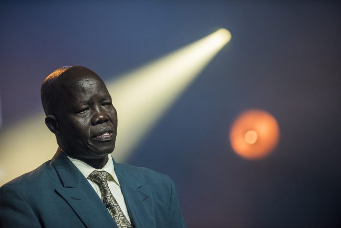 South Sudanese Surgeon Awarded the 2018 Nansen Refugee Award