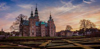 Botanical Gardens and Rosenborg Castle in Copenhagen